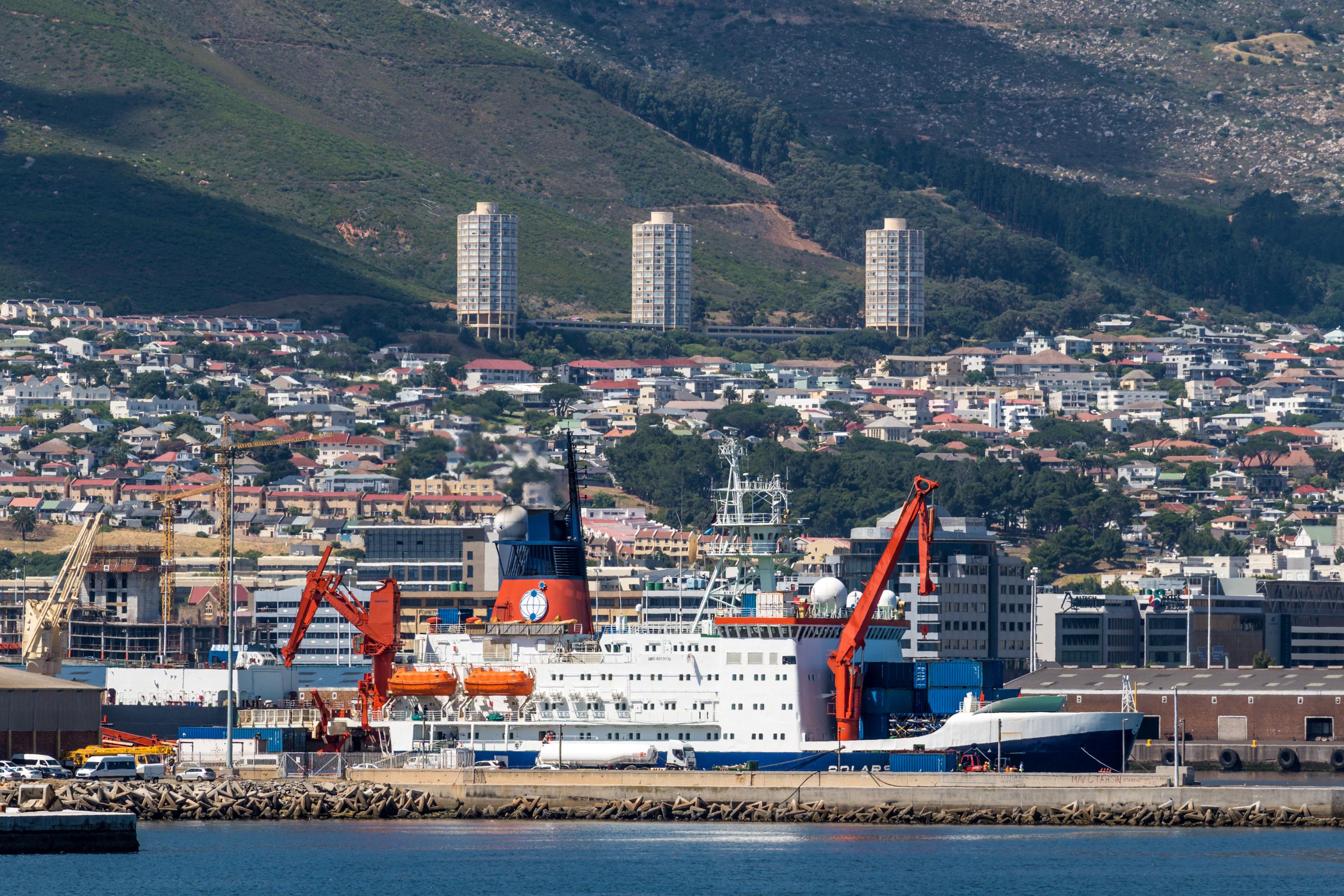 M133: Südafrika - Kapstadt