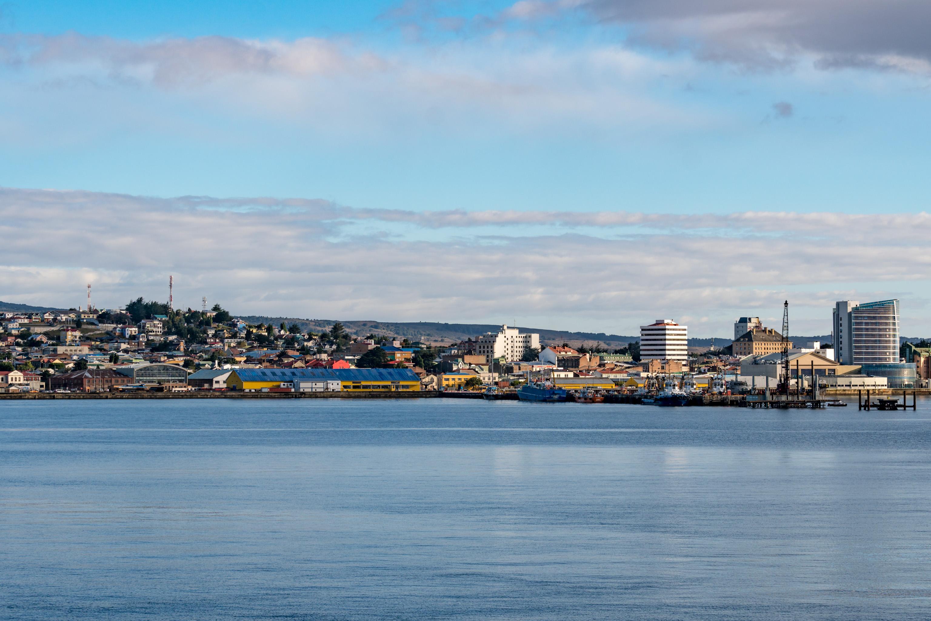 M134: Chile - Reede Punta Arenas