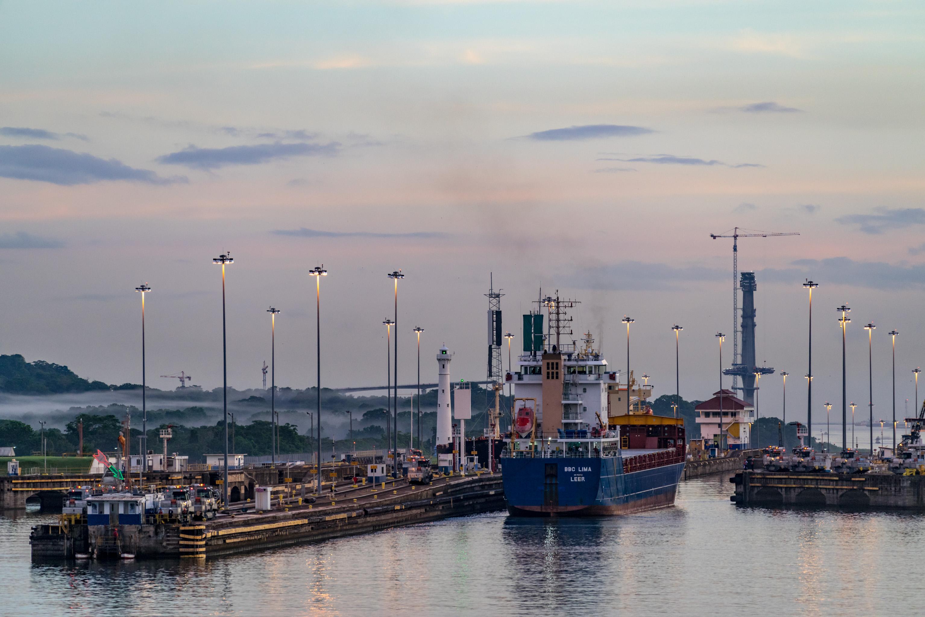 M138: Panama - Panamakanal