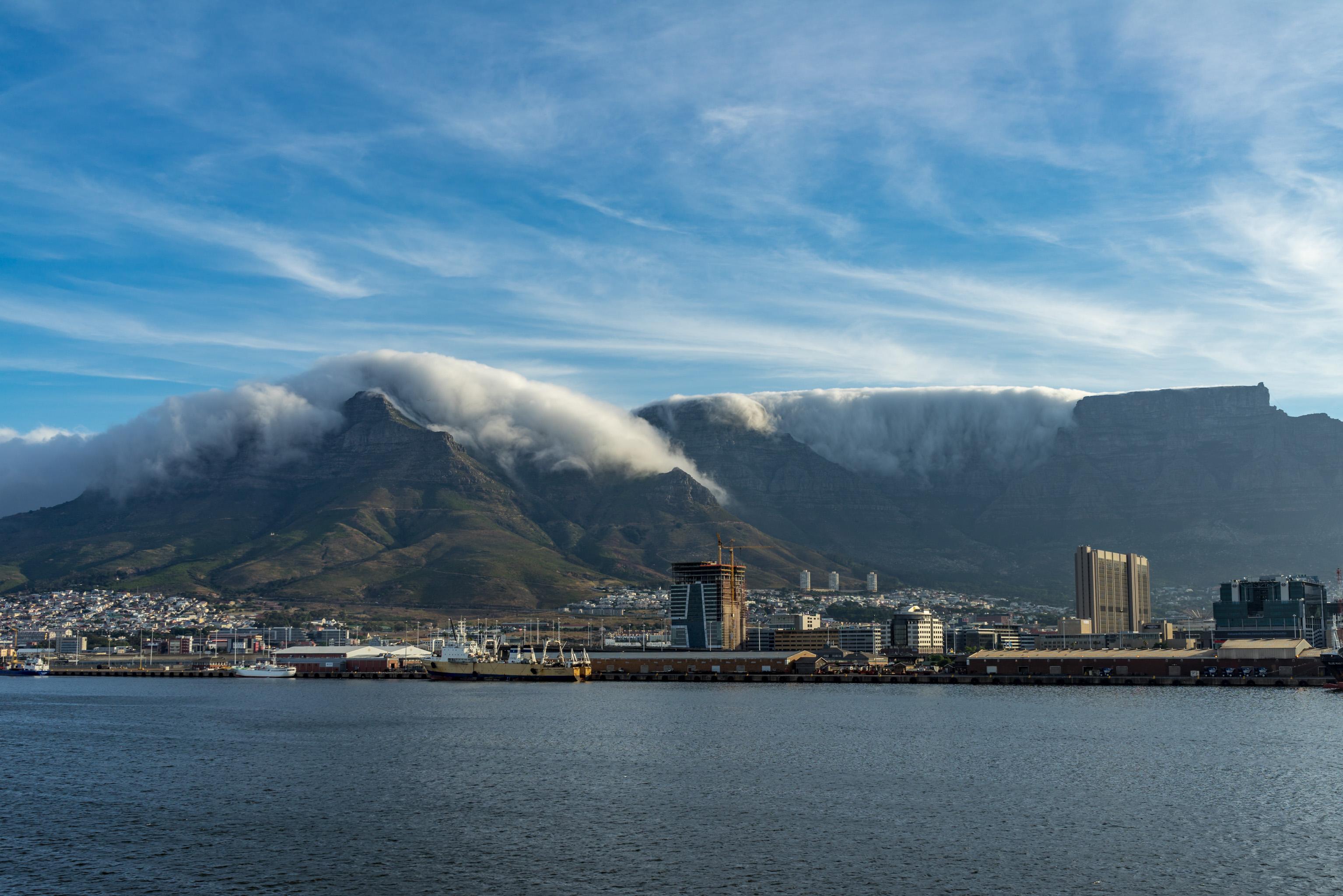 PS111: Südafrika - Kapstadt