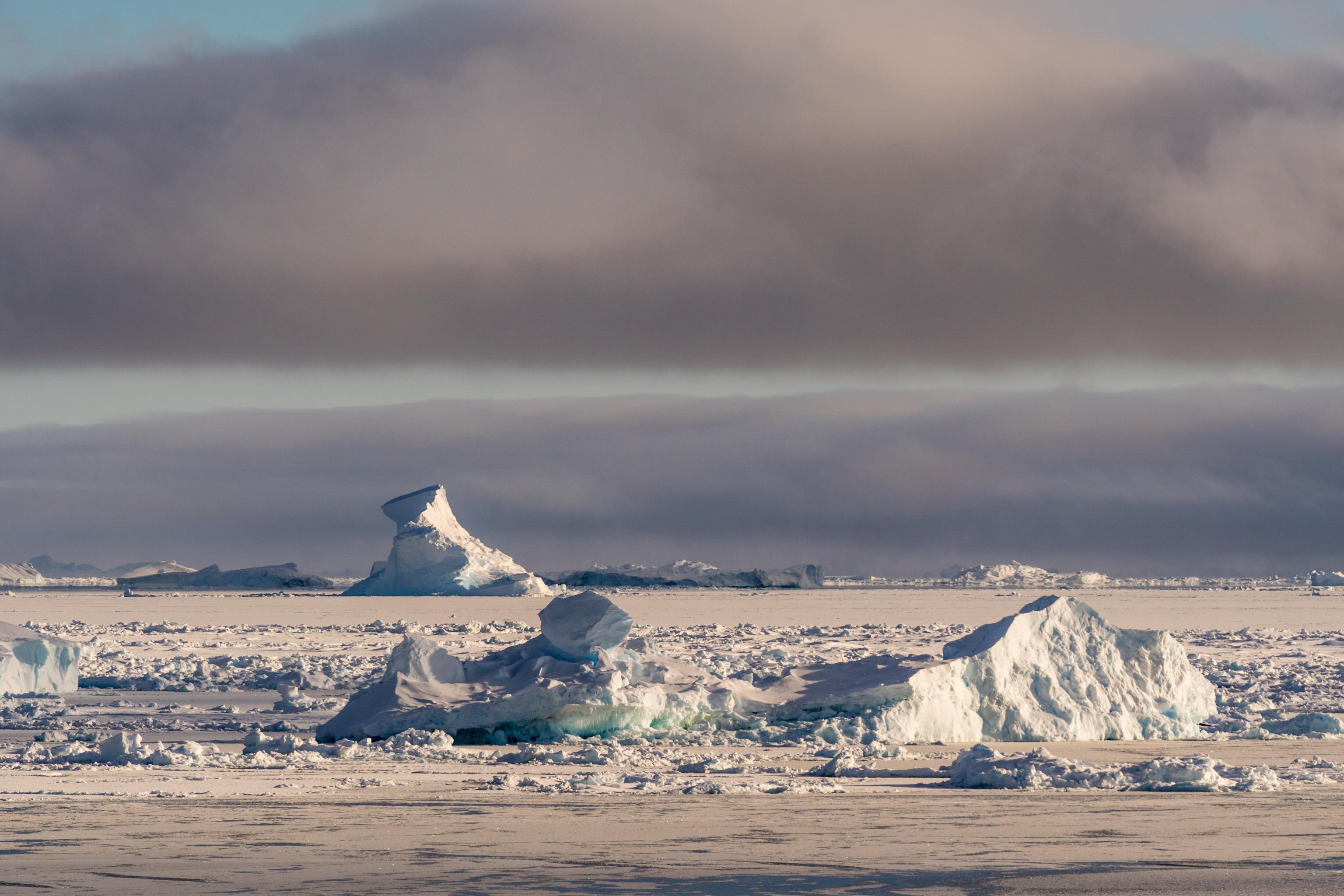 PS111: Antarktis - Weddell Sea
