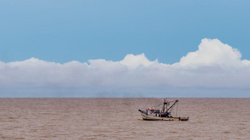 M147: Brasilien - Amazonasmündung