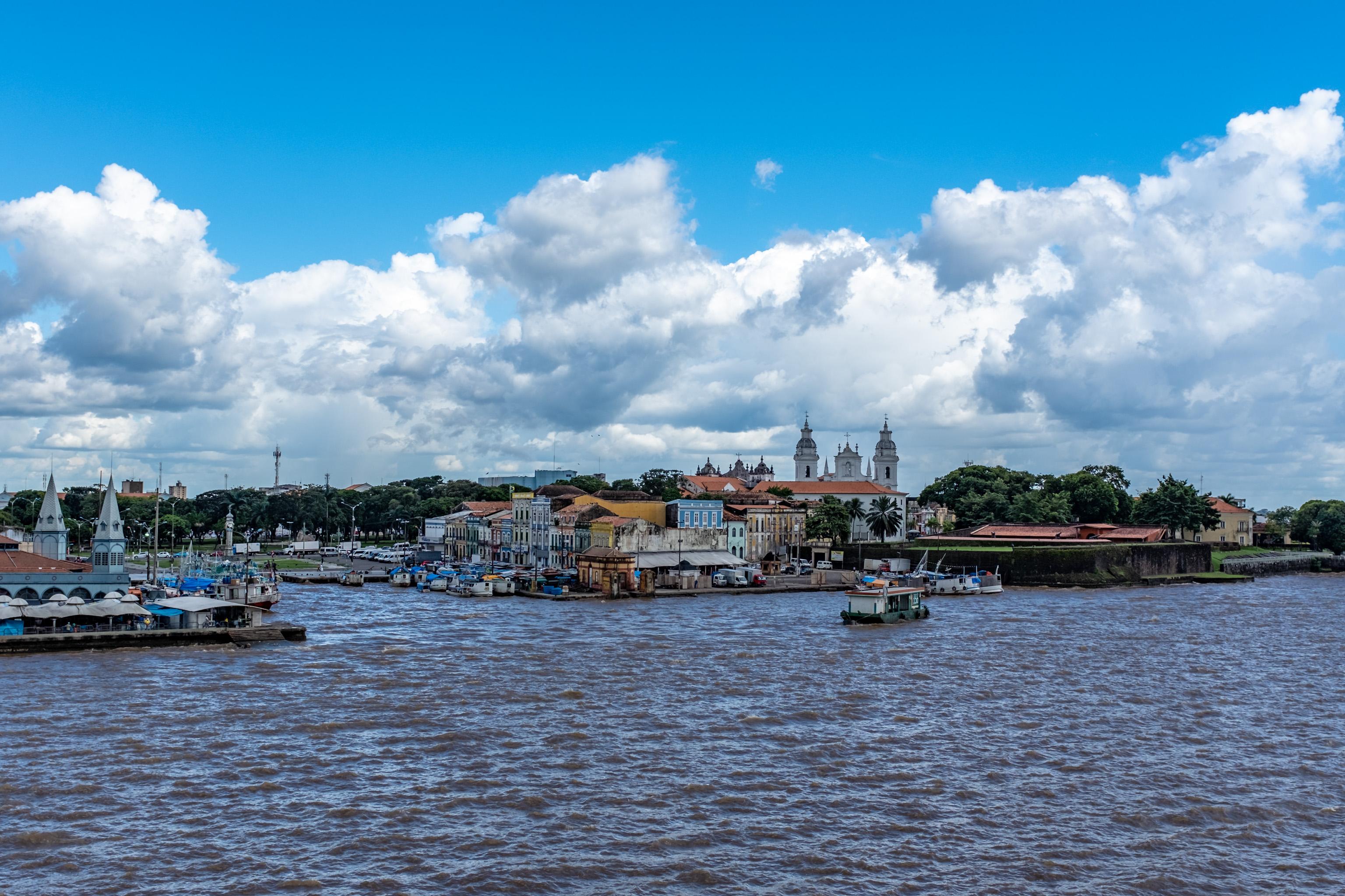 M147: Brasilien - Belém