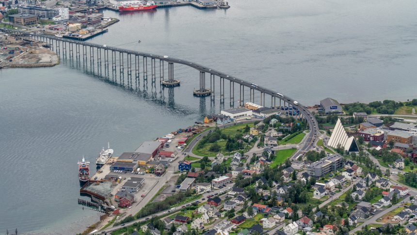 Norwegen: Tromsø