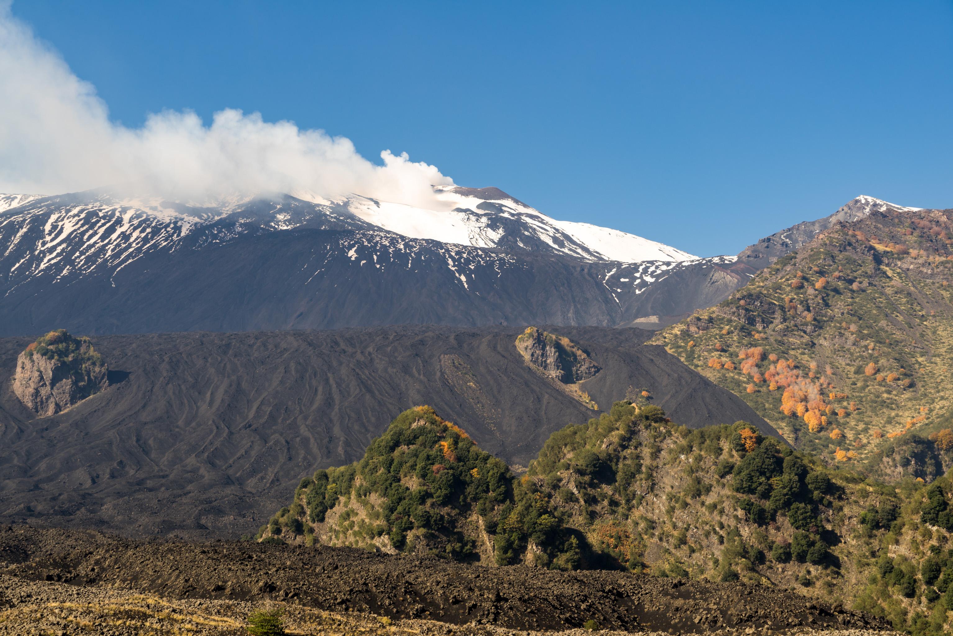 Italien: Etna