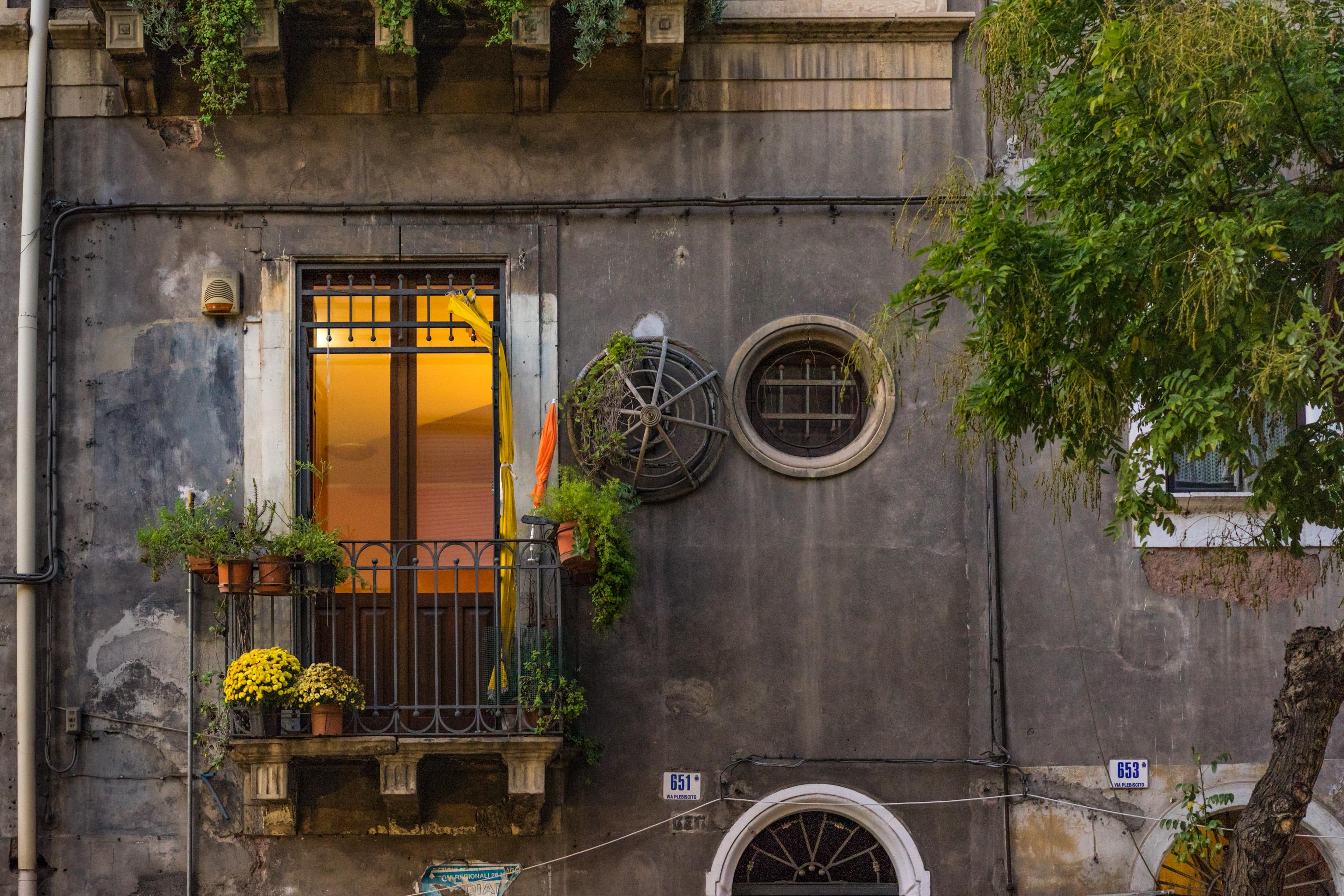 Italien: Catania