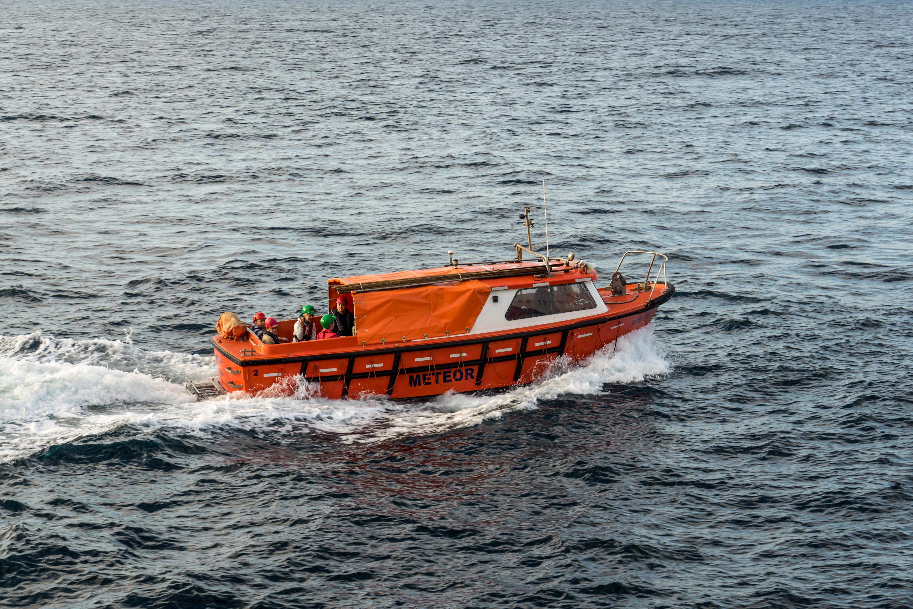 Transit: Mittelmeer