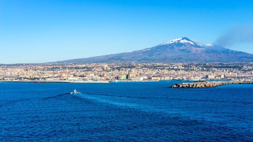 M112: Italien - Catania