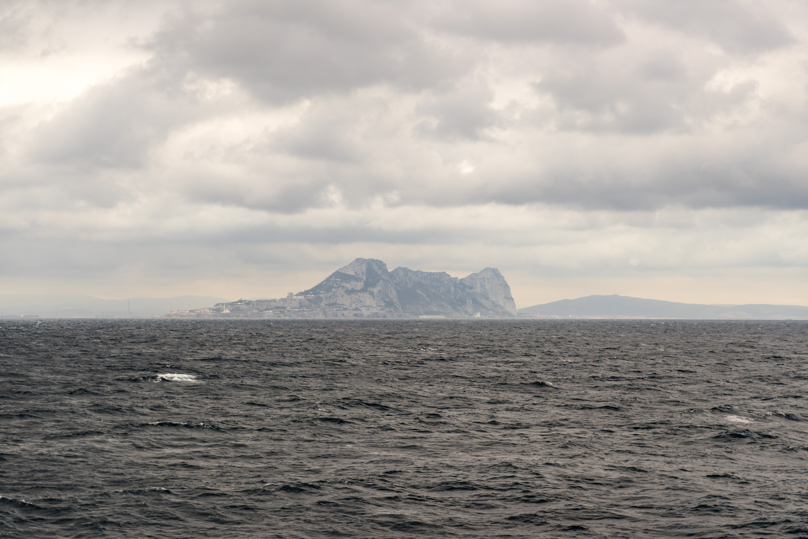 Transit: Mittelmeer - Gibraltar