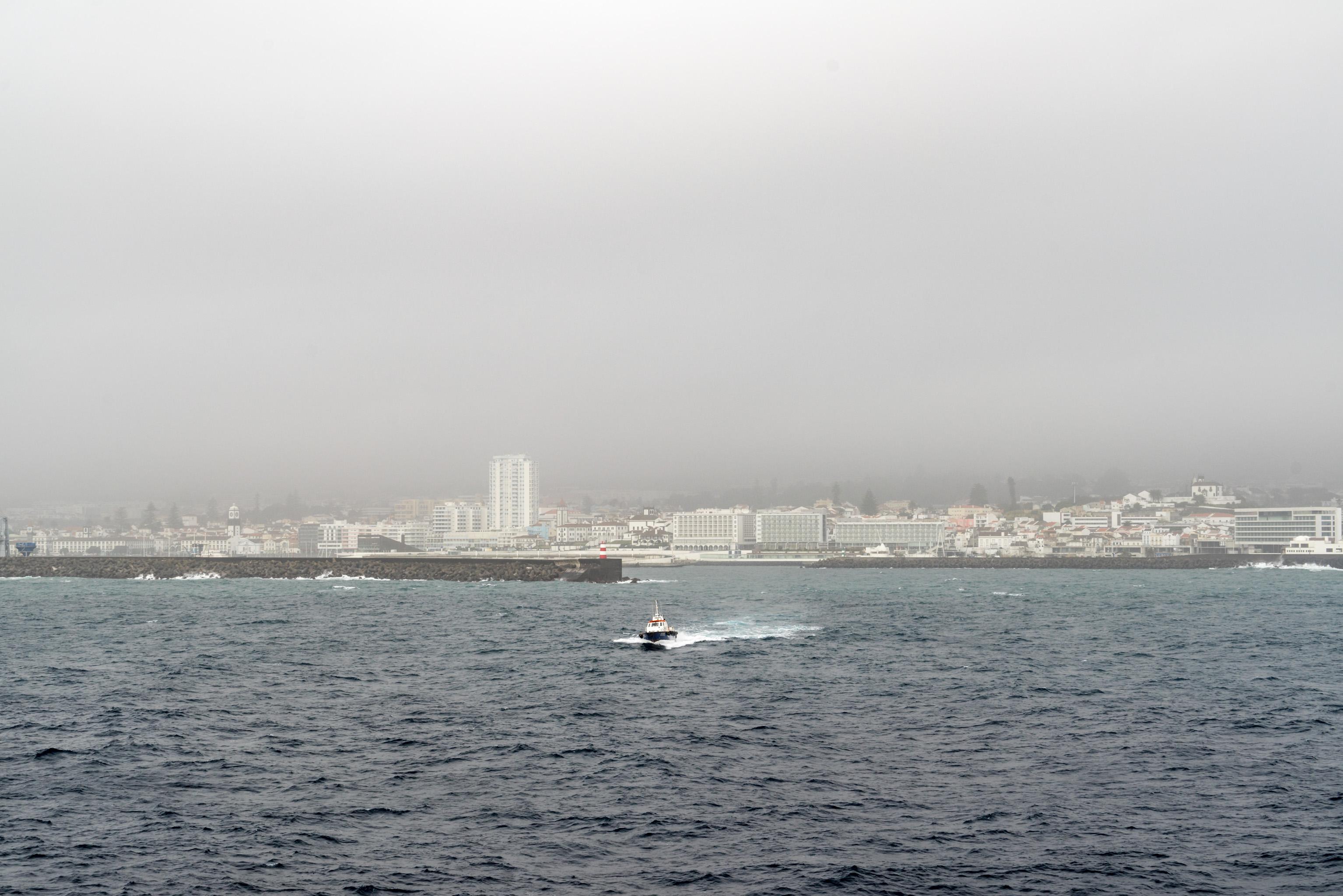Transit: Azoren - São Miguel - Ponta Delgada