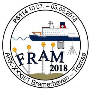 Logo PS114 FRAM 2018